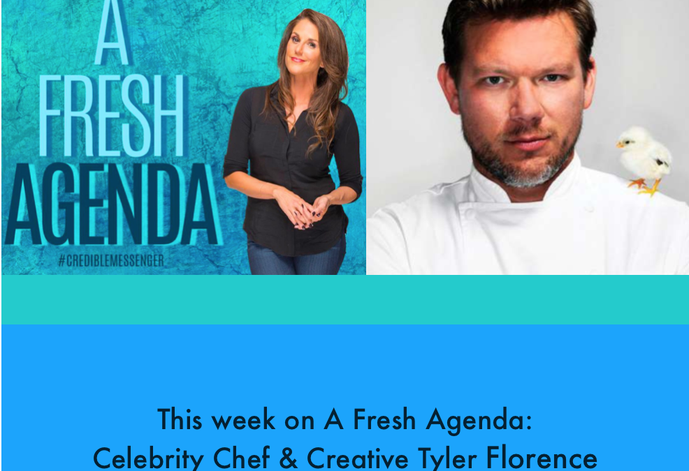 Celebrity Chef Tyler Florence – Episode #59