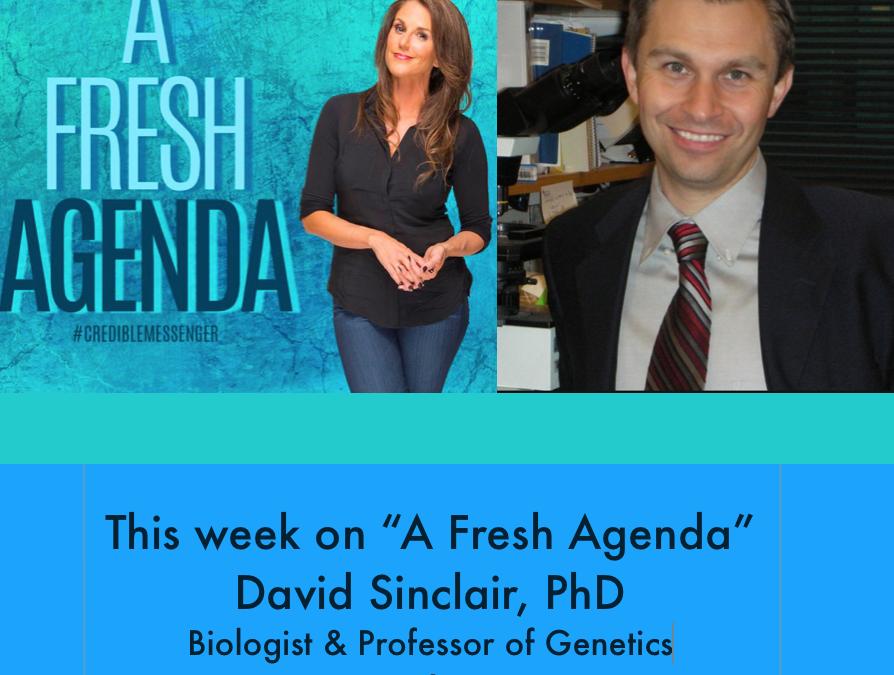 David Sinclair, PhD #76